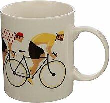 Puckator Tasse à café / thé vélo