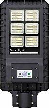 Puissant lampadaire Solaire Pro 1800 Aluminium