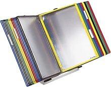 Pupitre de table pour pochettes transparentes set