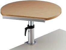 Pupitre ergonomique l x p 600 x 520 mm, hauteur