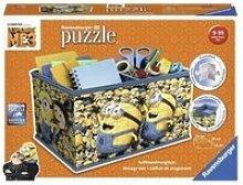 Puzzle 3d 216 pièces : boîte de rangement - les