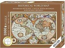 Puzzle Carte du Monde Historique - Aimee Stewart