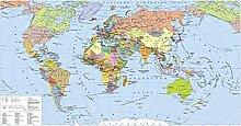 Puzzles 2000 2000 pièce Puzzle-carte du monde