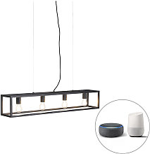 QAZQA cage - LED Dimmable Suspension multiples