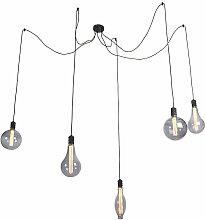 QAZQA cavalux - LED Suspension Design - 2 lumière