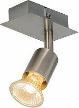 QAZQA jeany - Spot de plafond Moderne - 1 lumière