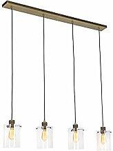 QAZQA Moderne Lampe à