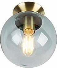 Qazqa Plafonnier | Lampe au plafond Art Deco -