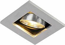 QAZQA qure - LED Spot encastrable Moderne - 1