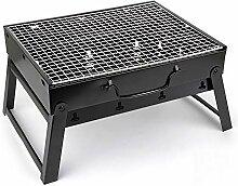 QAZW Barbecue Barbecue Barbecue Pliant Réchaud À