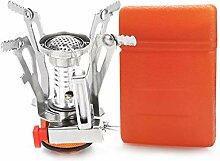 QAZW Cuisinière Extérieure Pliante Portable