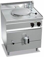 QDM Marmite électrique professionnelle à