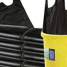 qinjun Lot de 200 sacs poubelle portables pour