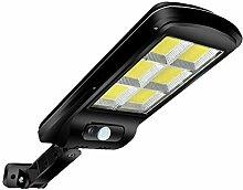 QINYA Lampe Solaire Extérieur LED 2400mAh