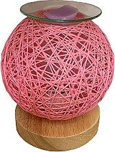 Qirun Lampe d'aromathérapie électrique à