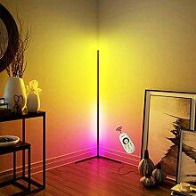 QJUZO Lampadaire Sur Pied LED Salon Design,Moderne