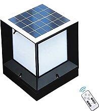 QJUZO LED Borne Lumineuse Exterieur avec