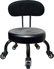 QLIGAH Petite Chaise, Tabouret rembourré avec