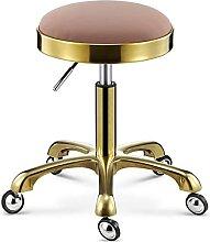 QLIGAH Tabouret De Salon Pivotant, Chaise