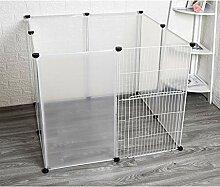 QLSQ Chenil pour Cage de Parc pour bébé en