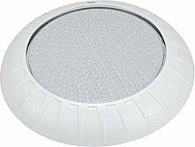 Qqmora Lumière de Piscine de LED RVB, lumière de