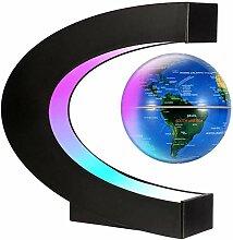 QSJi Globe flottant en lévitation magnétique,