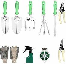 Queta kit d'outil de jardinage, Ensemble