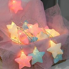 QYJSD – guirlande lumineuse Led Crack Star,