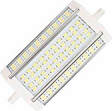 R7S 135mm LED 40WJ de type lampe super lumineux