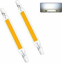 R7S LED ampoule 118mm 15W ampoule halogène