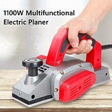 Raboteuse électrique 1100W/10200W, outils de