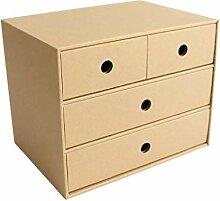 Rack de fichiers pour Bureau Fichier tiroir