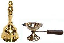 radhna Uniqon Ensemble de lampe à tête ronde