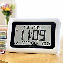Radio Pilotée Jour / Date Horloge