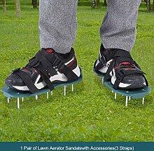 Raguso 1 Paire de Chaussures à Bout de pelouse