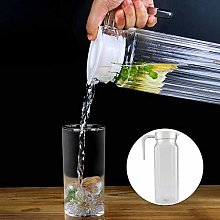 Raguso Bouteille d'eau transparente pour jus
