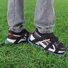 Raguso Sandales à pointes pour ameublir le sol -