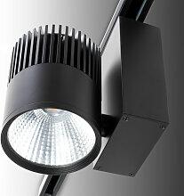 Rail D'Éclairage Led Noir 20W 1600Lm Epistar