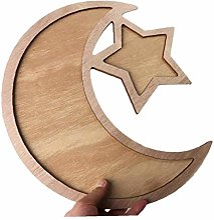 Ramadan Plateau en Bois, en Bois Moon Star Party