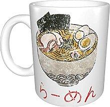 Ramen Bol à nouilles en céramique avec motif