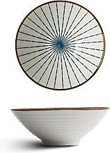 Ramen Japonais Bol De Ramen En Céramique Bol à