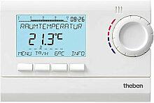 RAMSES 832 top2 thermostat à horloge digitale -