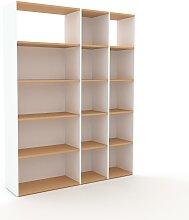Range CD - Blanc, design contemporain, meuble pour