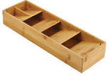 Range-couverts DrawerStore Bamboo / Pour couverts