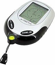 RANGE Portable Altimètre numérique Multifonction