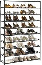 rangement chaussure  Niveaux Range-chaussures pour