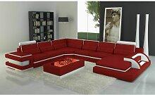RANNA PANORAMIQUE - Canapé d'angle gauche