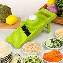 Râpe coupe-légumes pour fruits, citron, oignon,