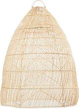 Rattan Twister - Abat-jour en fibre naturelle