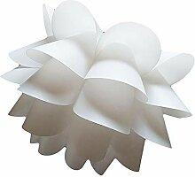 Raybre Art Abat-jour Art DIY Lotus Fleur Abat-jour